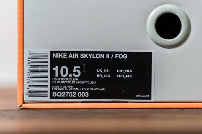 サイズ:28.5cm / US10.5