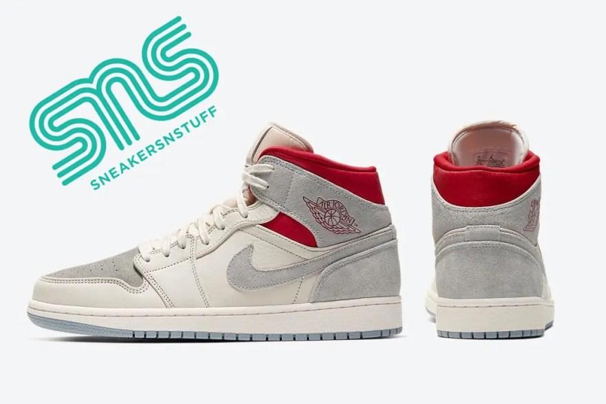 Sneakersnstuff ジョーダン