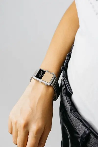 MAM 腕時計 × バックトゥザフューチャー