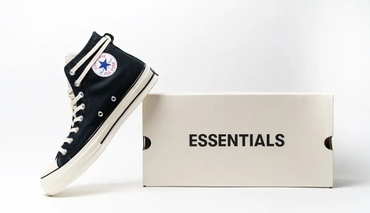 【Fear of God Essentials × Converse CT70】レビュー!今後も再販がある?!