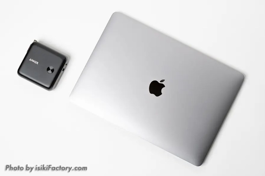 M1 MacBook Airも充電可能