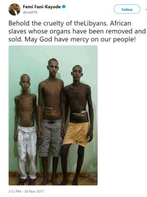 FFK-slavery-Libya-Africans-organs-Isimbidotv