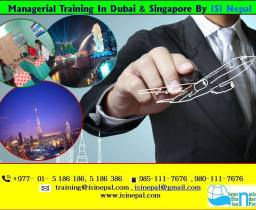 Strategic HR and Talent Management Training in UAE & Singapore!