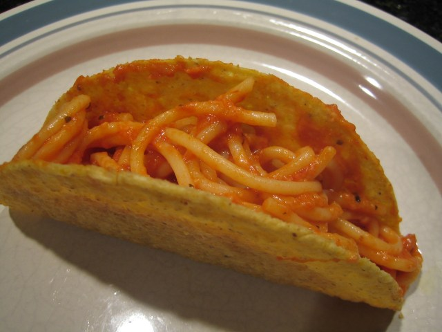 Ising As Imake Icarly Spaghetti Tacos I Sing In The Kitchen