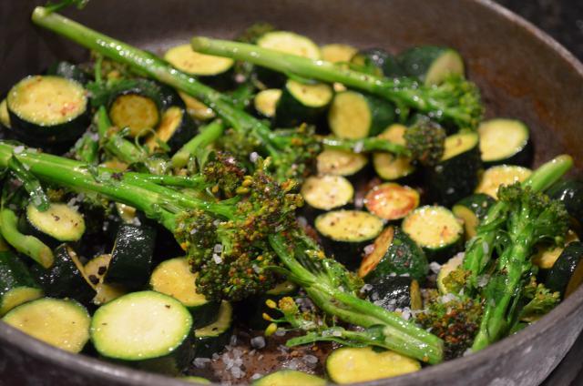 Green Veg Sauté