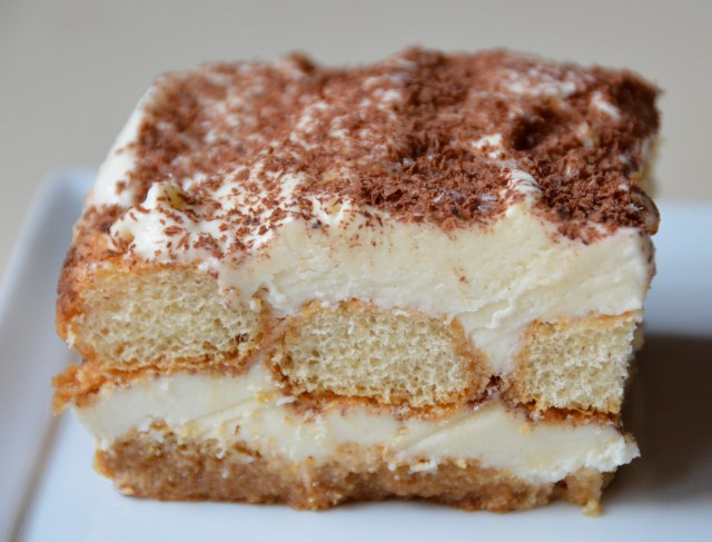 Tiramisù Ice Cream Cake