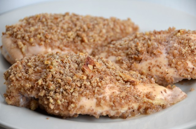 Maple Pecan Chicken