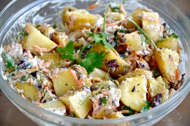Brazilian Potato Salad