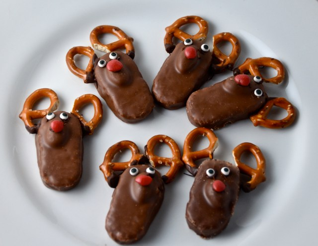 Rudolph Candy Treats
