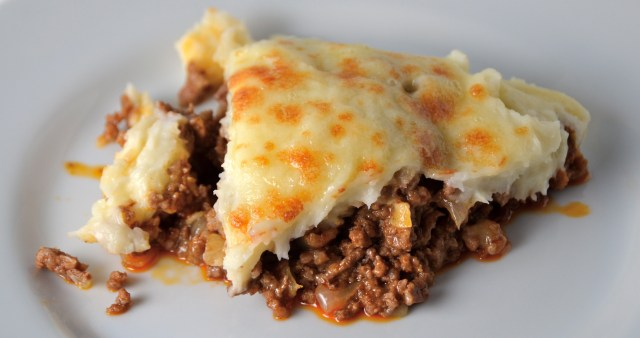 Speedy Taco Shepherd's Pie