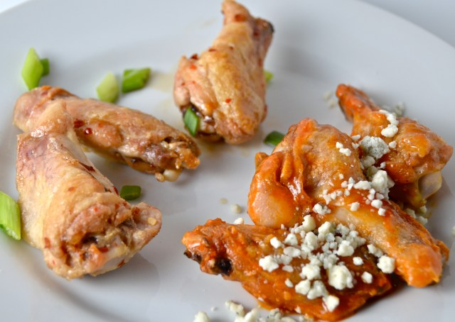 Oven-Fried Chicken Wings