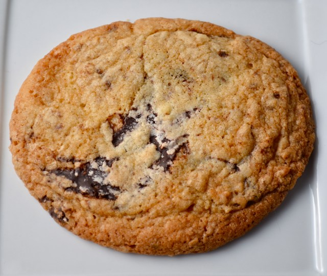 Mint Chocolate Chunk Cookie