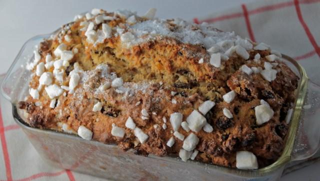 Sugar-Crusted Bara Brith