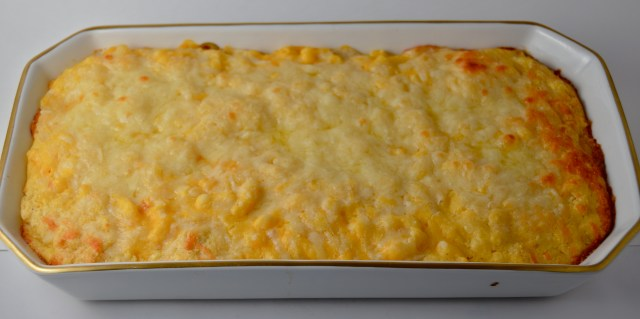 Mac-n-Cheese Cornbread