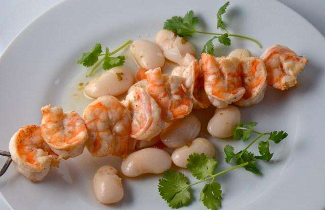 Shrimp Margaritaville