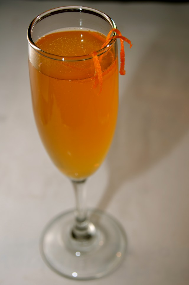 Napoleon Champagne Cocktail
