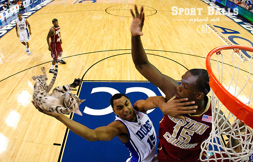 ACC Basketball Tournament - Boston College vs Duke
