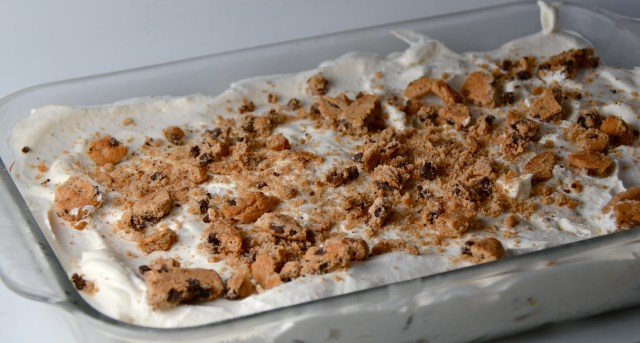 Chips Ahoy! Icebox Cake