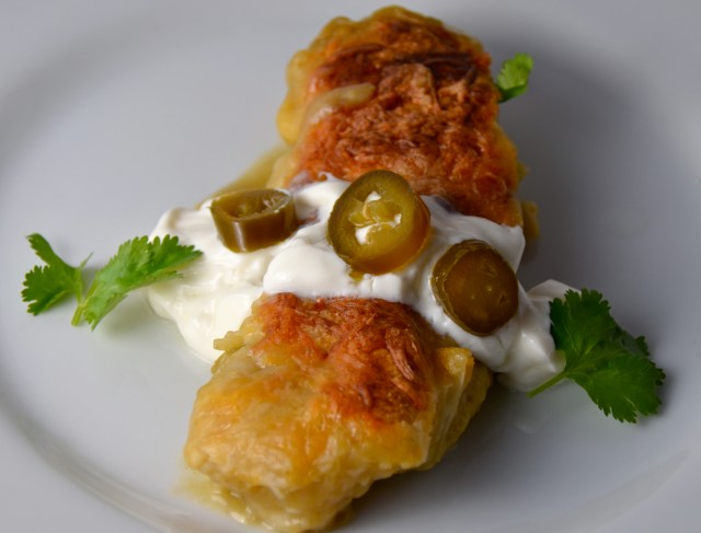 Crescent Roll Chile Rellenos