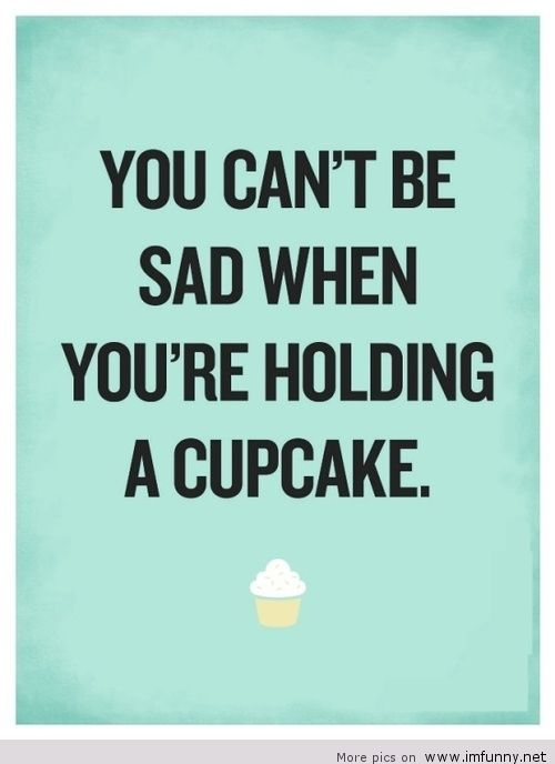 Holding-a-cupcake
