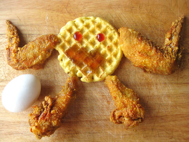 Chicken-and-Waffle-Man