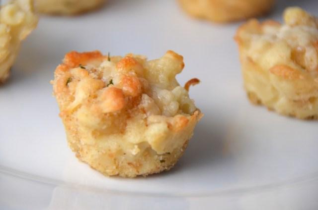 Mac & Cheese Bites
