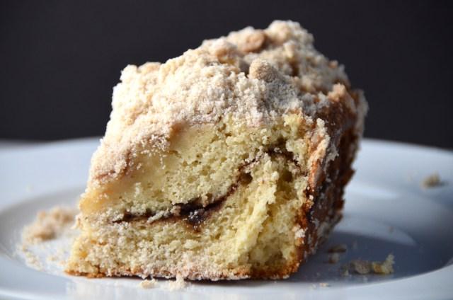 Extra Crumb Coffee Cake