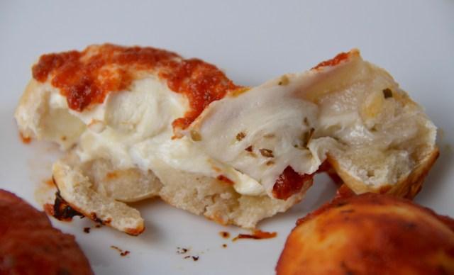 Stuffed Pizza Bites