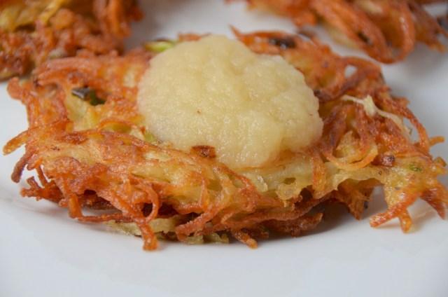 Best-Ever Potato Latkes