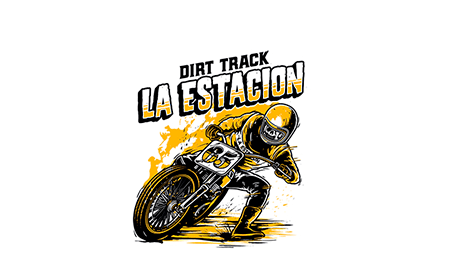 Estación Dirt Track