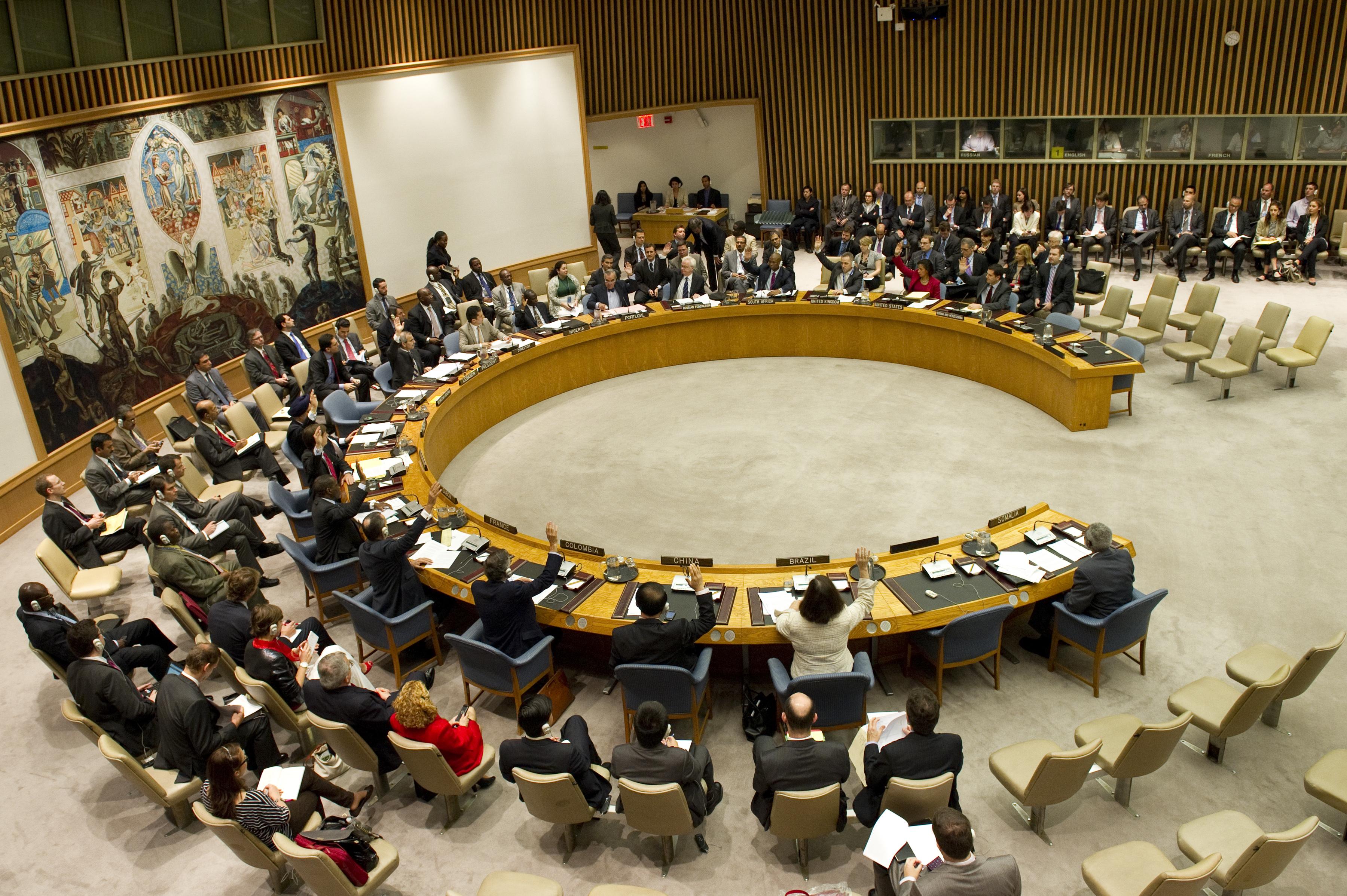 The Un Security Council Is It Bankrupt