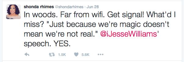 Shonda Rhimes Responds To Jesse Williams Firing Petition