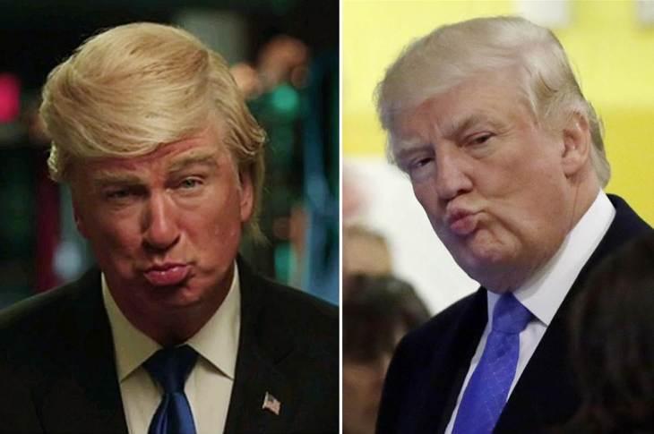 Alec Baldwin Won't Play Trump Much Longer