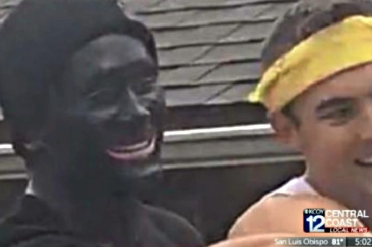 Cal Poly President Says Blackface Protected By Free Speech After Fraternity Suspension