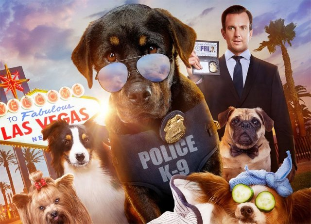 """Kids Film """"Show Dogs"""" Get Re-cut After 'Sexual Grooming' Scene Outcry"""
