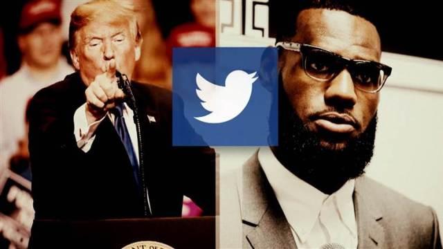 Trump Mocks Lebron James and Don Lemon on Twitter