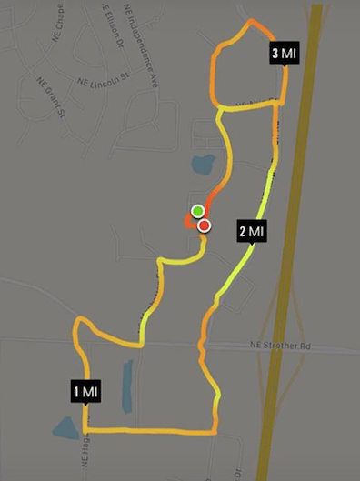 Runners Use Nike + App To Draw Penises On Routes