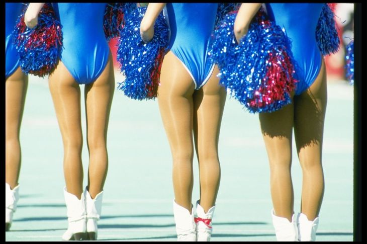 Wisconsin High School in Hot Water Over 'Big Booty,' 'Big Boobie' Cheerleader Awards