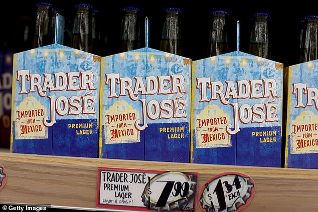 trader joes racist packaging