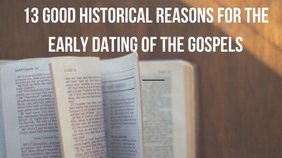 mark gospel dating