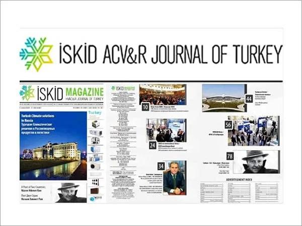 İSKİD MAGAZINE 15. Sayımız Yayınlandı