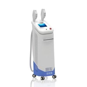 Hairless 212 E-Light (IPL+RF)+SHR Szőrtelenítő Kozmetikai gép