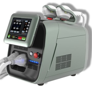 IPL E-Light SHR szőrtelenítő kozmetikai gép