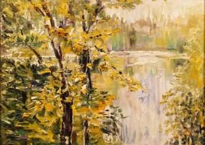Ольга Симонова, Осенний водопад