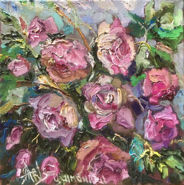 Ольга Симонова, Розовые розы