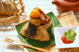 【台北-肉粽-推薦】阿瑞官粿店,新莊百年老店「油蔥爆香太難忘」季節限定北部粽