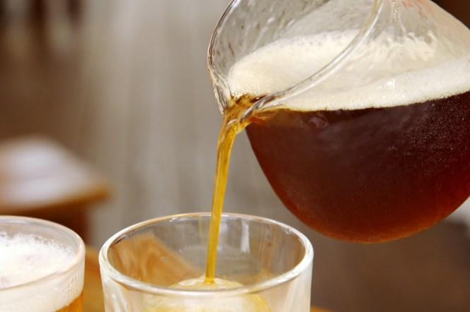 【基隆_手沖咖啡_推薦】阿信咖啡,自家烘豆,廟口美食的前一站