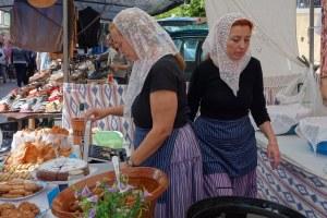 sineu-markt-Märkte auf Mallorca