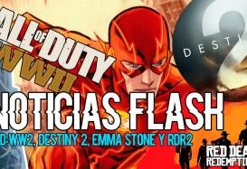 ¡¡Emma Stone Death Stranding ES FALSO!! – COD: WW2, Destiny 2 y RDR 2 – NOTICIAS DE VIDEOJUEGOS