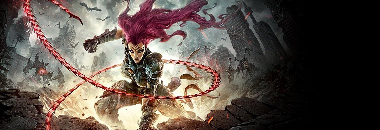 Darksiders III furia